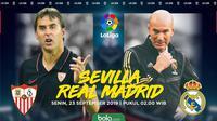 La Liga - Sevilla Vs Real Madrid (Bola.com/Adreanus Titus)
