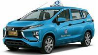 Mitsubishi Xpander jadi armada taksi? hal ini diungkapkan pada akun Instagram