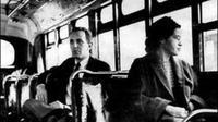 Ilustrasi tempat duduk di bus.(Source: AP)