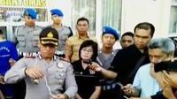 Seorang penculik diamankan polisi, sementara 4 penculik lainya berhasil meloloskan diri.