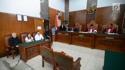 Gisella Anastasia saat menghadiri sidang cerai dengan Gading Marten di Pengadilan Negeri Jakarta Selatan, Rabu (23/1). Sidang perceraian Gisella dengan Gading diputuskan setelah diproses selama hampir dua bulan. (Kapanlagi.com/Bayu Herdianto)