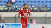 Kiper Persib Bandung Teja Paku Alam. (foto: https://www.instagram.com/tejapakualaam)