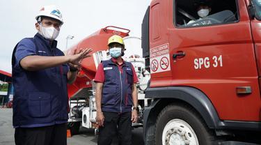 Menjelang Idulfitri 1442 Hijriah, Pertamina Marketing Operation Region Kalimantan memastikan konsumsi BBM dan elpiji di Kalimantan terpenuhi.