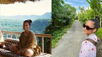 Tara Basro liburan ke Bali (Sumber: Instagram/tarabasro)