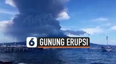 TV Gunung Erupsi