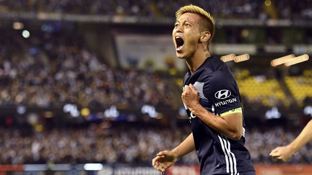 Keisuke Honda Mengakhiri Kiprah di A-League – Dunia Agenbola