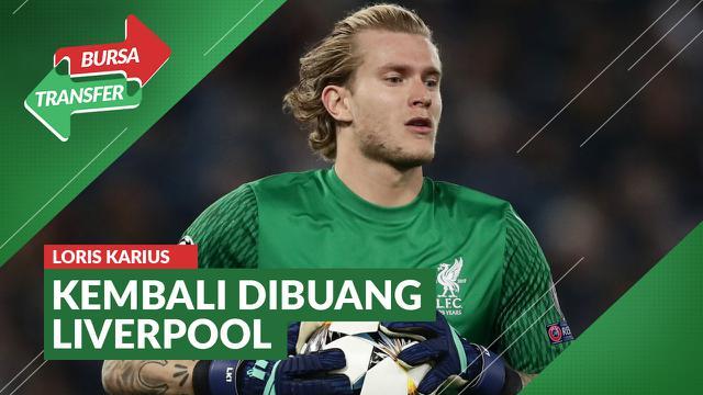 Bursa Transfer: Loris Karius. (Bola.com/Dody Iryawan)