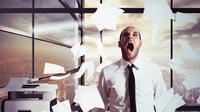 Kiat Jitu agar Tak Mudah Marah di Kantor