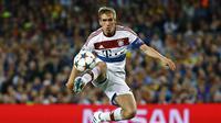 Kapten Bayern Muenchen Philipp Lahm (Reuters / Kai Pfaffenbach)