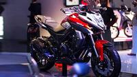 All new Honda CB500X. (greatbiker)