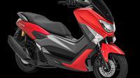 Yamaha NMax Hanya Dapat Warna Baru (foto: YIMM)