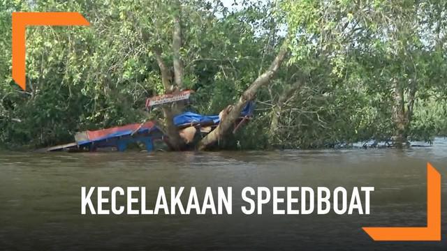 Kasus kecelakaan speedboat di perairan Banyuasin Sumatera Selatan yang menewaskan 7 penumpang tidak diproses hukum. Apa alasannya?