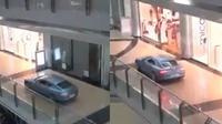 Pria Arab sewa satu mall (Sumber: Twitter/l_9mile)