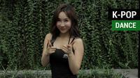 """Berita video ring girl One Championship, Lee Jina, ditantang untuk bergoyang dengan tarian lagu K-Pop. Seperti apa aksinya mengikut irama lagu """"Solo"""" dari Jennie?"""