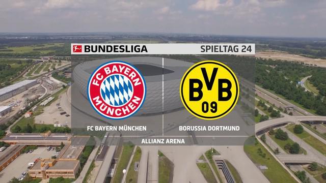 Berita video gol-gol yang tercipta dalam laga Der Klasikker, Bayern Munchen melawan Borussia Dortmund pada pekan ke-24 Bundesliga 2020/2021, Minggu (7/3/2021) dinihari WIB.