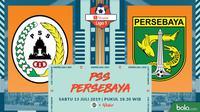 Shopee Liga 1 - PSS Sleman Vs Persebaya Surabaya (Bola.com/Adreanus Titus)