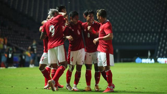 Timnas Indonesia - kualifikasi Piala Asia 2023