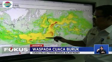 Sementara, untuk daerah di sekitar Puncak Bogor, Jawa Barat, hujan diperkirakan masih akan sering turun meski tidak ada potensi ekstrem.