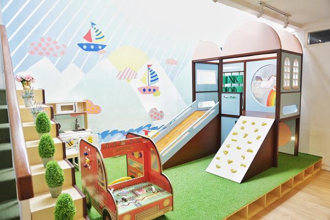 Playground di Buba & Bump/copyright vemale.com/Amelia AK
