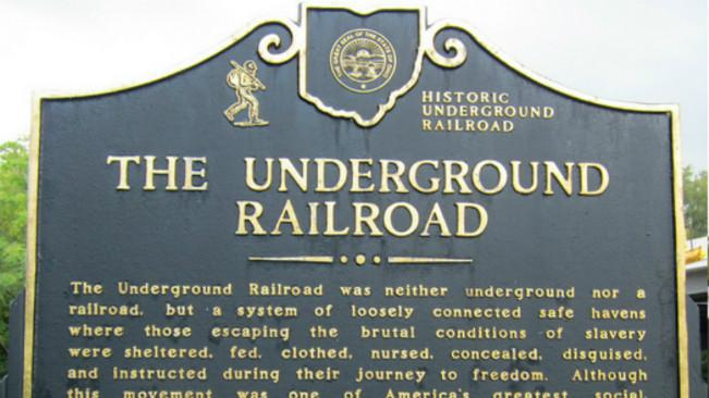 Underground Railroad dibangun untuk membantu budak menuju kebebasan dari cengkeraman perbudakan di Amerika Serikat Abad ke-18. (Sumber Flickr)