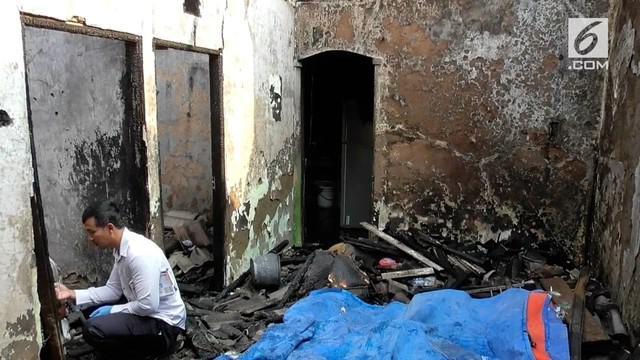 Empat orang yang terdiri dari satu keluarga tewas akibat kebakaran rumah di Kabupaten Tangerang.