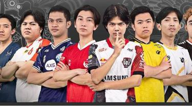 Turnamen MPL Indonesia Season 8 menjadi pertarungan para bintang Mobile Legends Tanah Air.  (FOTO / MPL ID)
