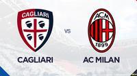 Liga Italia: Cagliari Vs AC Milan (Bola.com/Dody Iryawan)