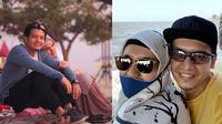 Potret Manis Dimas Seto dan Dhini Aminarti di Pulau Seribu. (Sumber: Instagram.com/dimasseto_1)