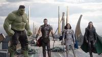 Thor: Ragnarok. (Marvel Entertainment)