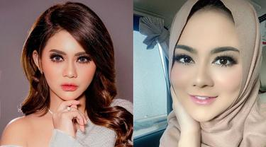 6 Potret Jenita Janet Saat Pakai Hijab, Bikin Pangling