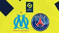 Ligue 1 - Marseille Vs PSG (Bola.com/Adreanus Titus)