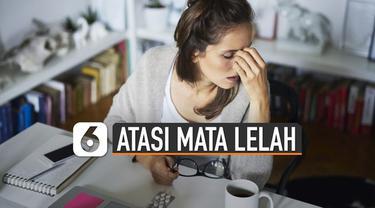 Berikut beberapa tips mengatasi mata lelah dan gejala lain akibat penggunaan gawai.