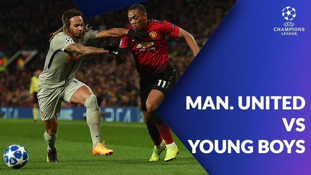 Berita video statistik Manchester United vs Young Boys pada laga kelima Grup H Liga Champions, di Old Trafford, Selasa (27/11/2018).