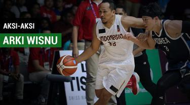 Berita video kumpulan aksi terbaik pemain Timnas Basket Indonesia, Arki Wisnu, di Asian Games 2018.