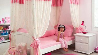 10 Desain Kamar Bernuansa Pink Berkesan Feminin Nan Romantis Fashion Fimela Com