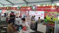 Gandaria City Mie Festival & Tirta Lie Part 2.0. (Liputan6.com/Henry)