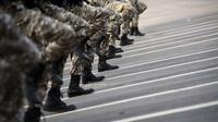 Ilustrasi tentara Arab Saudi (AFP)