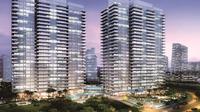 Masterplan Cluny Residence