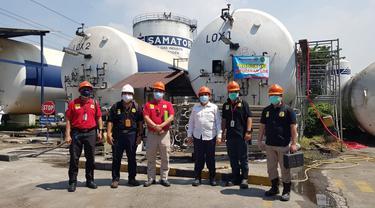 Kemnaker Kerahkan Pengawas Ketenagakerjaan Supervisi ISO Tank