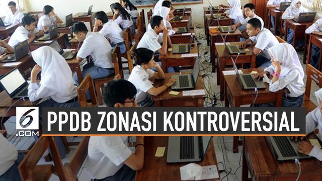 Hal yang Bikin PPDB Zonasi Kontroversial