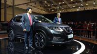 New Nissan X-Taril 2019 resmi diumumkan di GIIAS 2019 di ICE BSD. (Amal A/Liputan6.com)