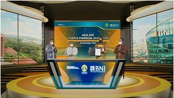 BNI Dukung UI Goes Digital lewat Kick Off Campus Financial Ecosystem di Hari Sumpah Pemuda