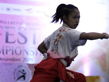 Wufest Taolu Championship 2019