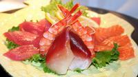 Ilustrasi sushi. Dalam waktu dekat, menebak bahan sajian pangan bisa dilakukan hanya dengan melihat foto makanan tersebut. (Sumber Pixabay)