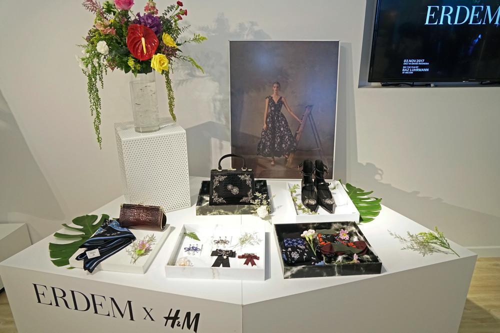 Lengkapi Gaya dengan koleksi Kolaborasi H&M X ERDEM