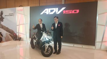 Honda ADV150 dibanderol Rp33,5 juta