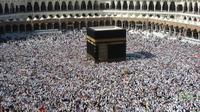 Ramai penyesuaian arah kiblat, kenali dulu Kabah sebagai arah shalat umat Islam.