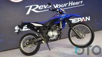Yamaha WR 150 R. (Oto.com)