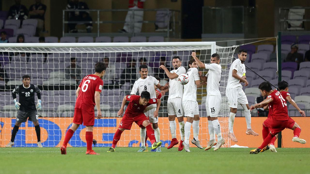 Gelandang Timnas Vietnam Raih Gelar Gol Terbaik Piala Asia 2019