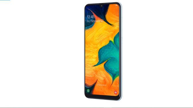 Tampilan Samsung Galaxy A30 (sumber: Samsung)